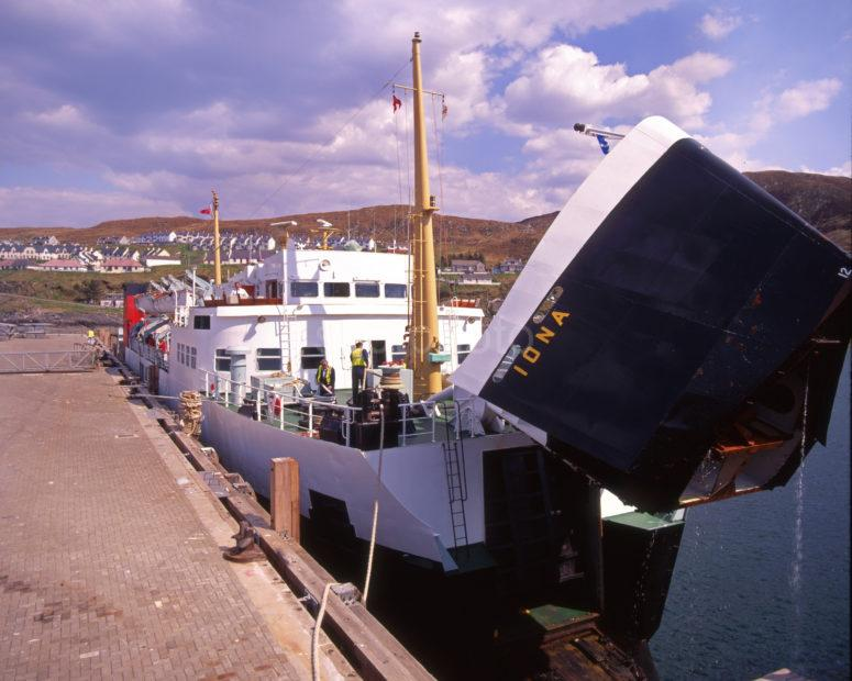 Archive Image MV Iona At Mallaig