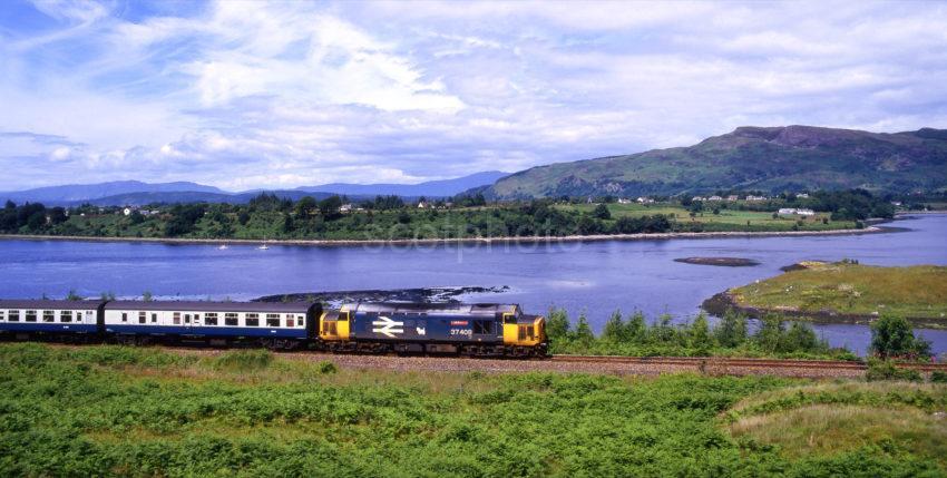 Class 37 Loch Etive