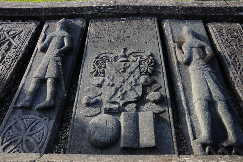 Sculptured Grave Slabs Kilmartin