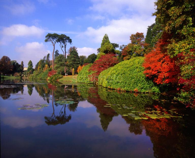 Sheffield Park Gardens Sussex