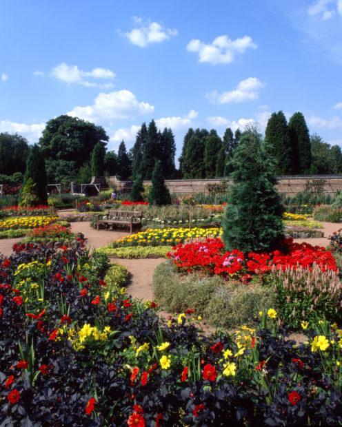 Rouken Glen Park And Garden Giffnock City Of Glasgow