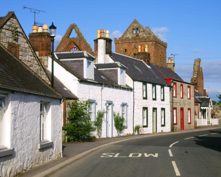 New Abbey And Sweetheart Abbey Dumfries And Galloway