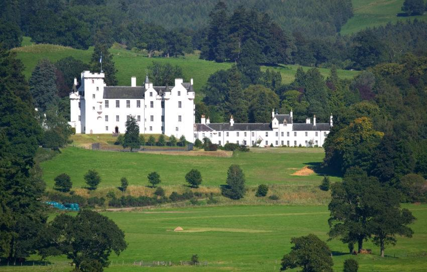 7504 Blair Castle Perthshire
