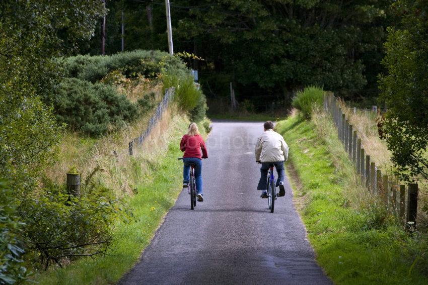 Cycling Around Argyll