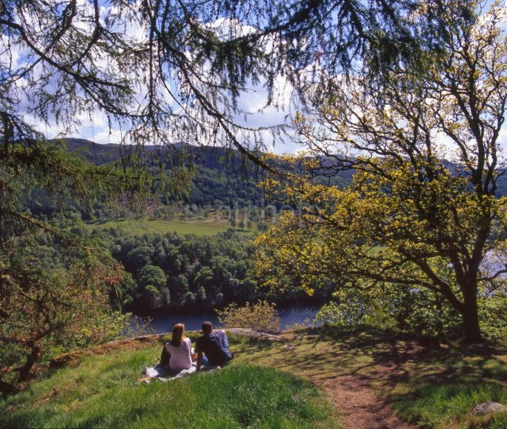 Queens View Perthshire