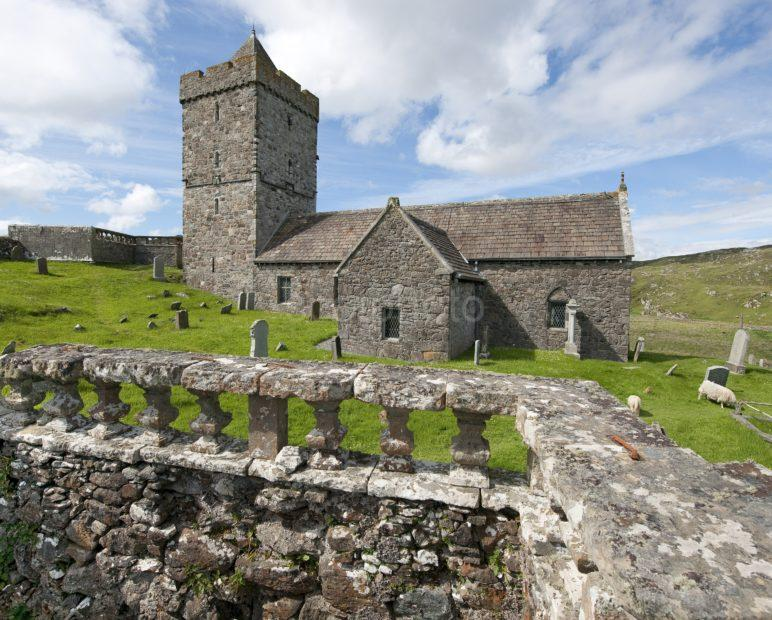 DSC 5293 St Clements Church Rodel South Harris