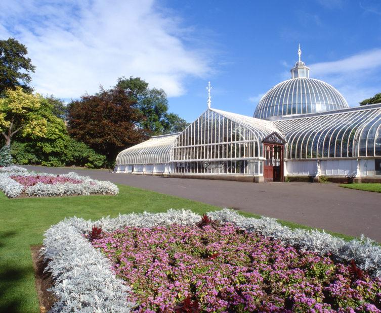 Kibble Palace Botanical Gardens Glasgow
