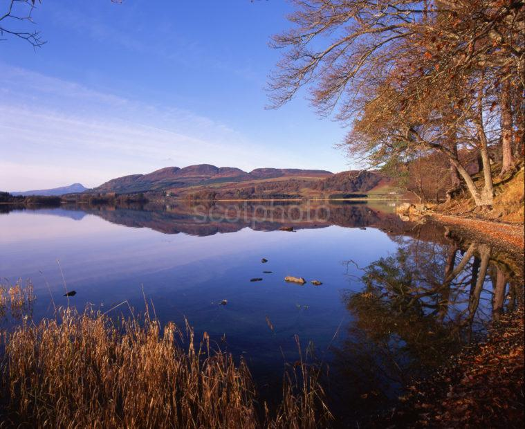 Lake Of Menteith Trossachs