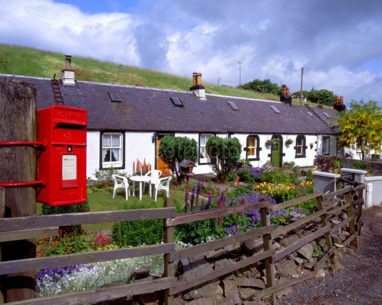 Leadhills Village