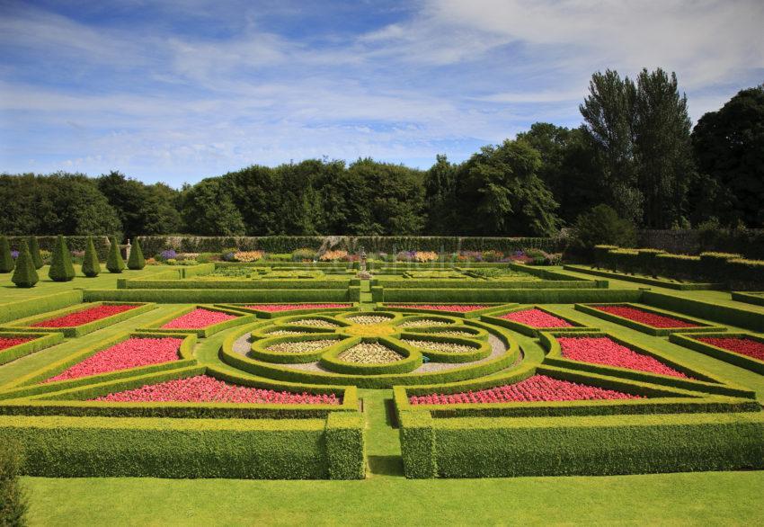 Pitmedden Garden Aberdeenshire