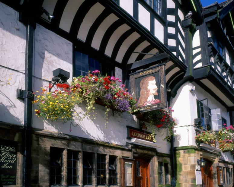 King Charles Head Pub Chester