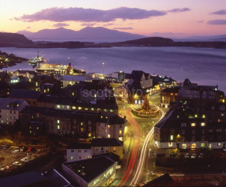 Oban At Christmas