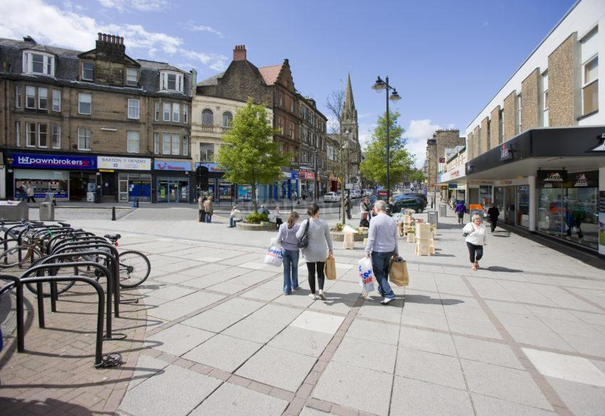 Stirling City Centre
