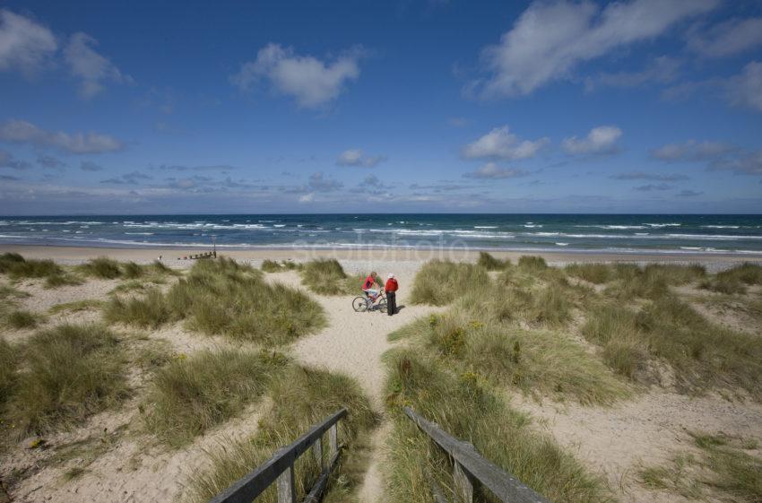 0I5D0777 Beautiful Beach Findhorn Bay