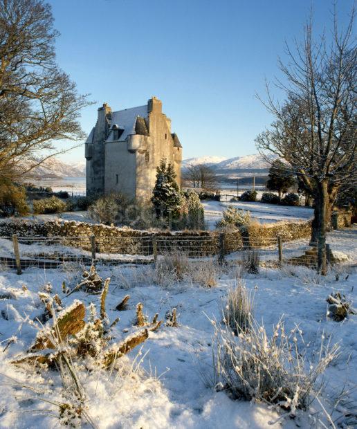 Barcaldine Castle Argyll B 128