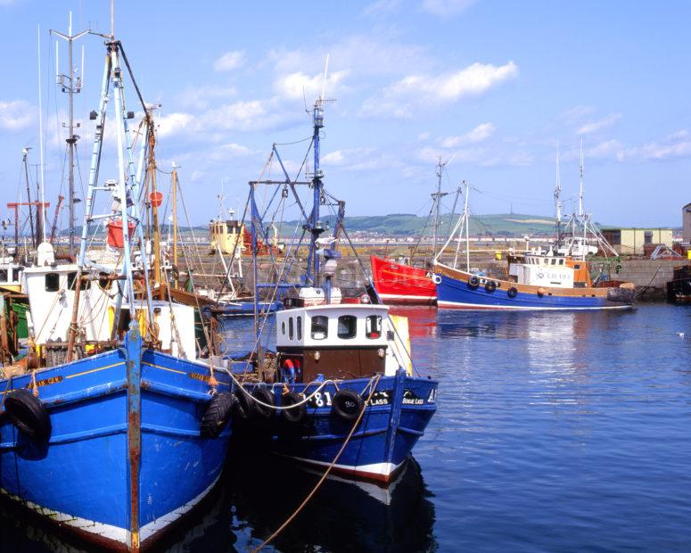 Troon Harbour