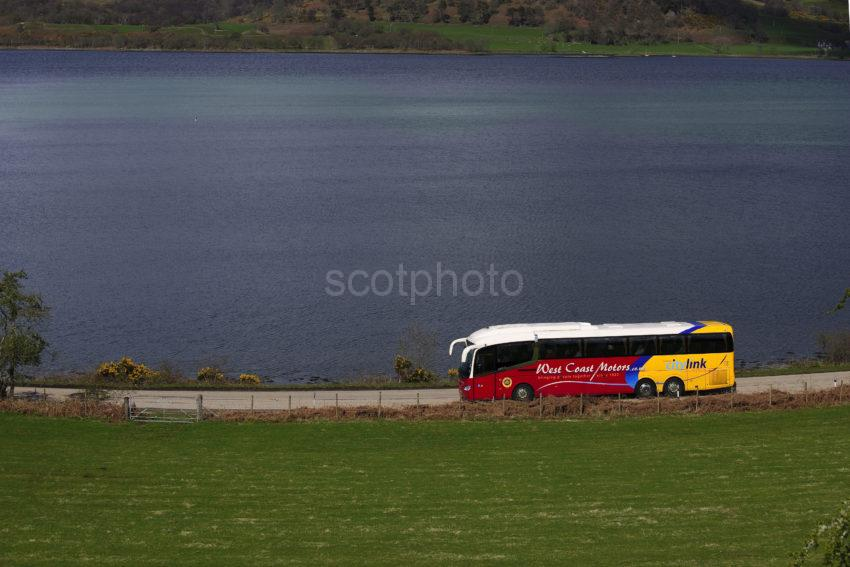 Latest New Buses West Coast Moters Glasgow To Oban