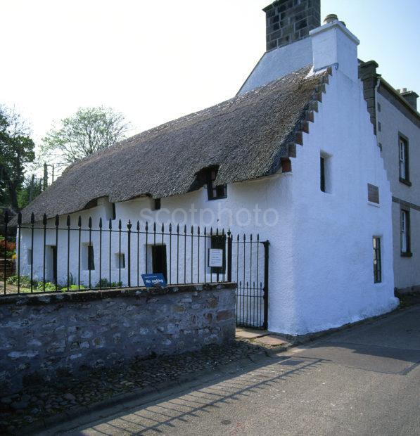 Hugh Millers Cottage Cromarty