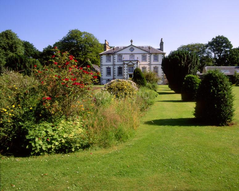 Greenbank House And Garden Newton Mearns Glasgow