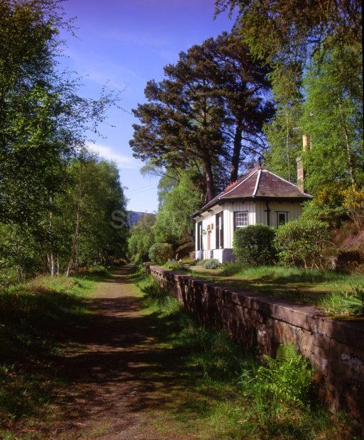 Camus Rail Station