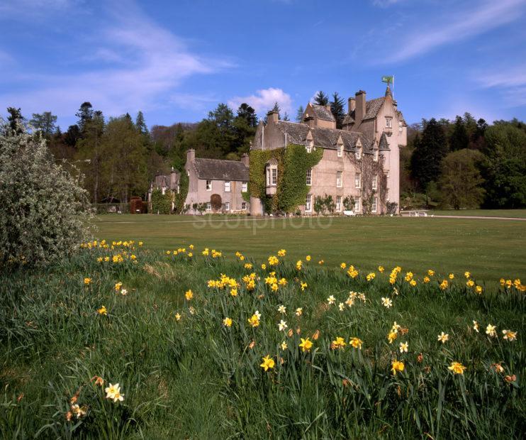 Ballindarroch Castle