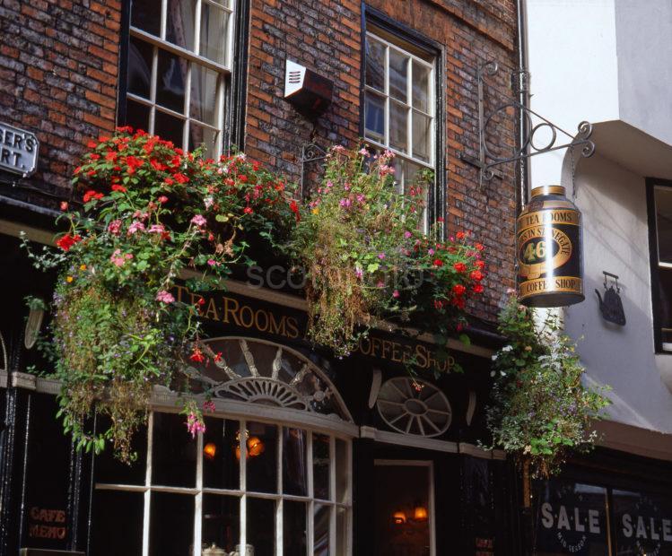 York Tea Room
