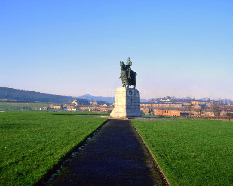 Bannockburn Statue