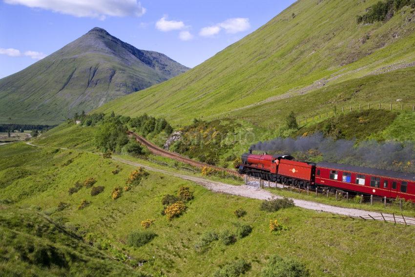 Hogwarts Express West Highland Line