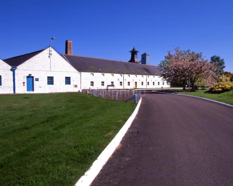 Dallus Dhu Distillery Near Forres An Industrial Museum Moray