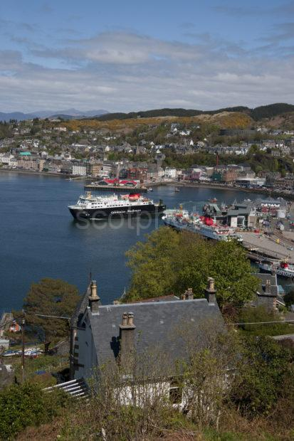 DSC 0987 PORTRAIT OBAN BAY 2015