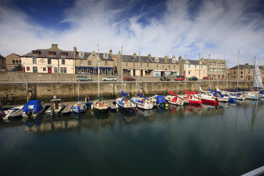 LOSSIE HARBOUR AND MARINA MORAY