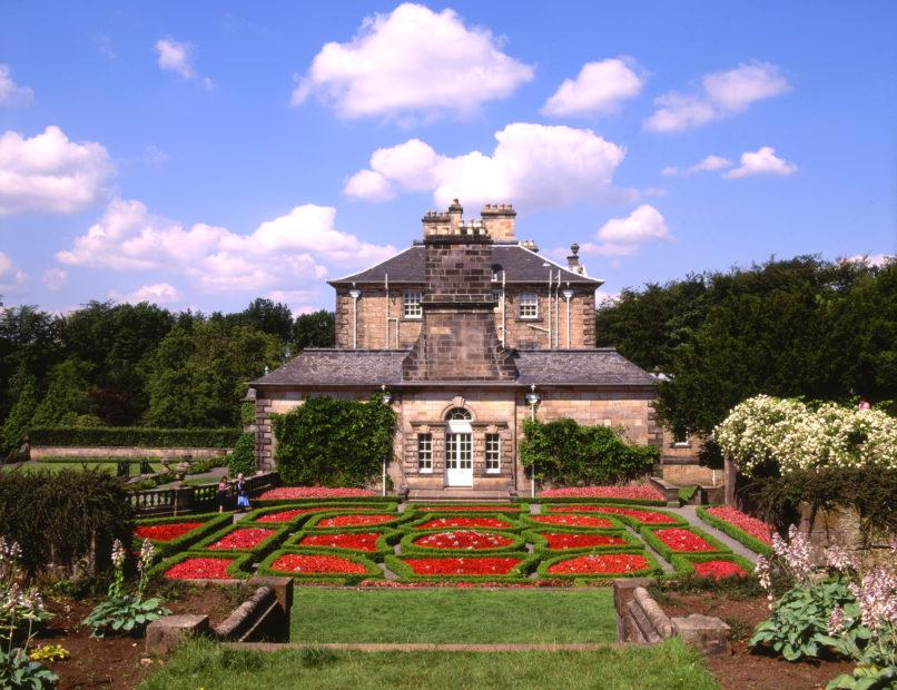 Pollok House And Garden 1752 William Adam Pollok Country Park Glasgow