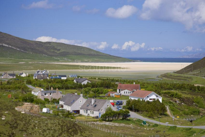 Northton Village And Traigh Scarasta South Harris