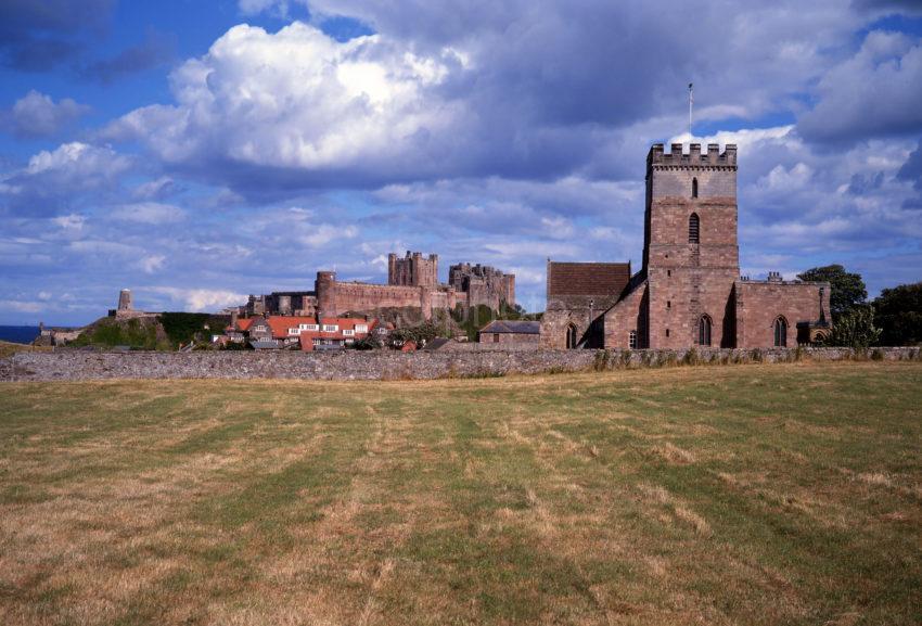 Bamburgh Castle B70
