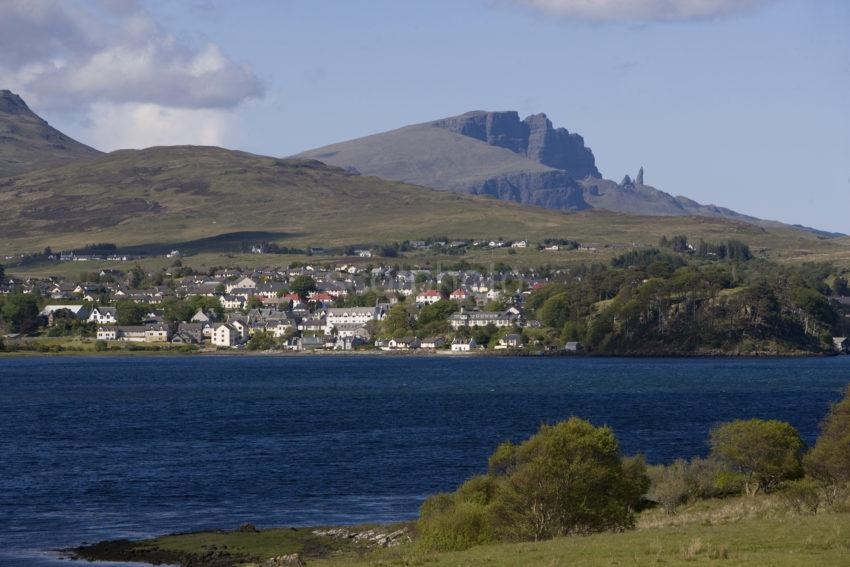 WY3Q8385 Towards Portree Isle Of Skye