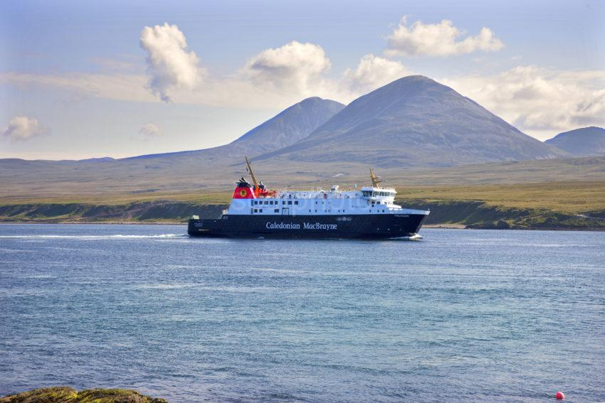 MV Finlaggan Sound Of Jura Islay