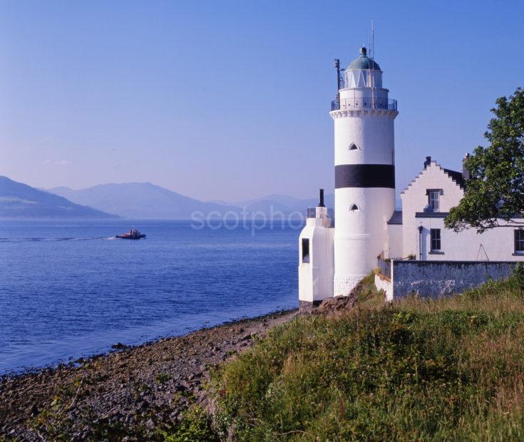 Cloch Lighthouse Clyde