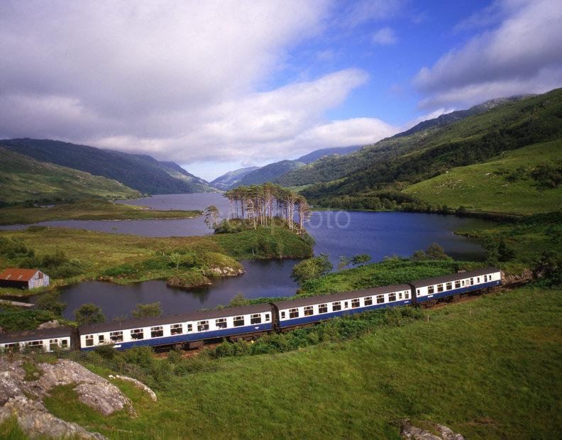 West Highland Line Loch Eilt Archive