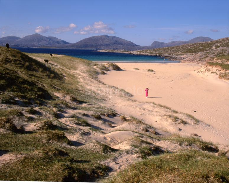 Luskintyre Beaches South Harris Outer Hebrides