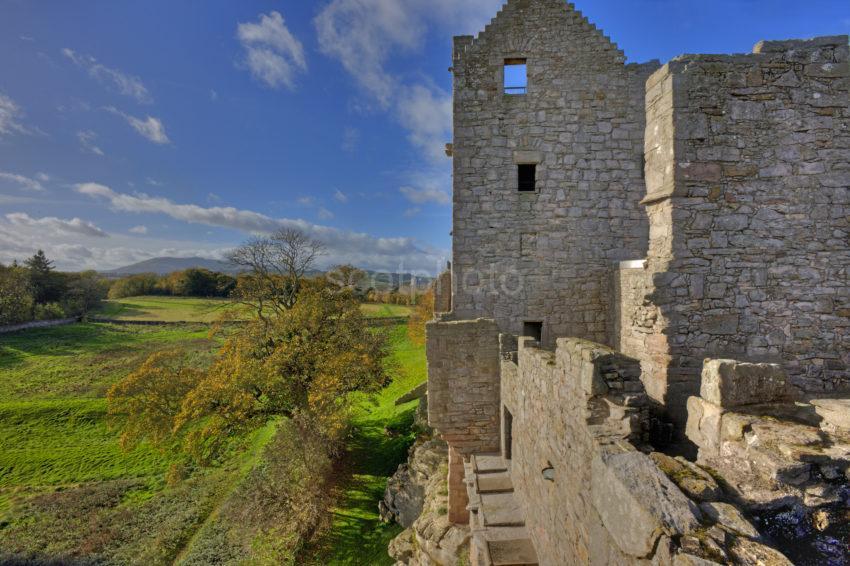 0I5D9065 Craigmillar Castle Nr Edinburgh