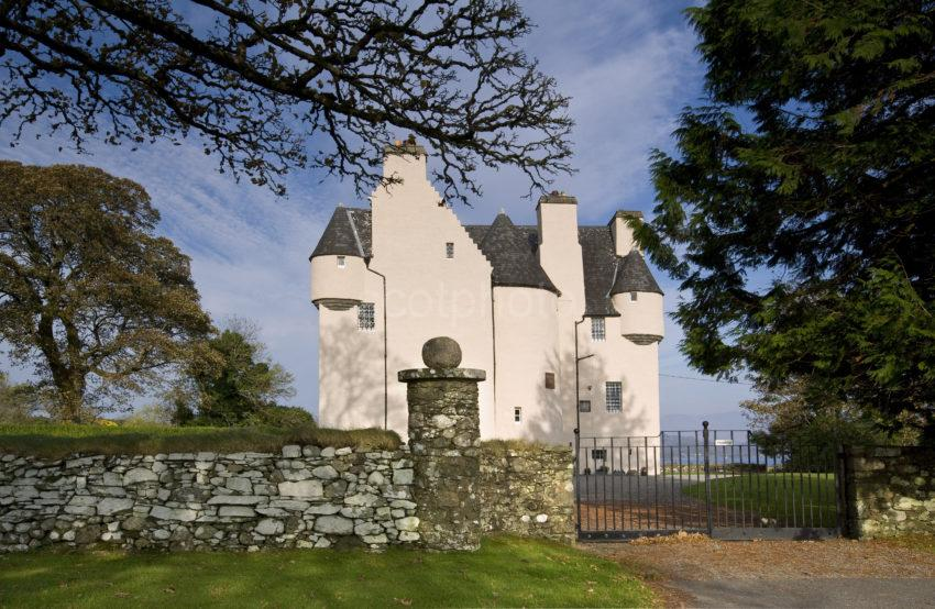 Barcaldine Castle Argyll