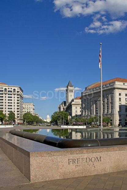 R7I9576 Portrait Freedom Plaza Washington DC