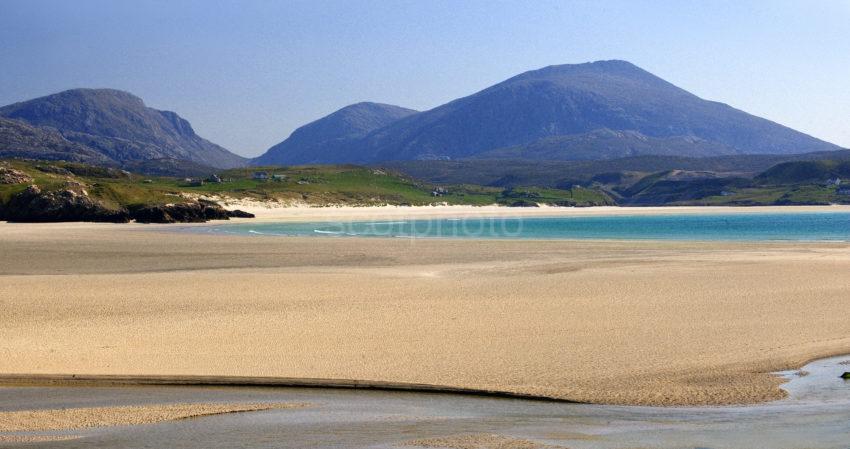 Beaches Uig Lewis