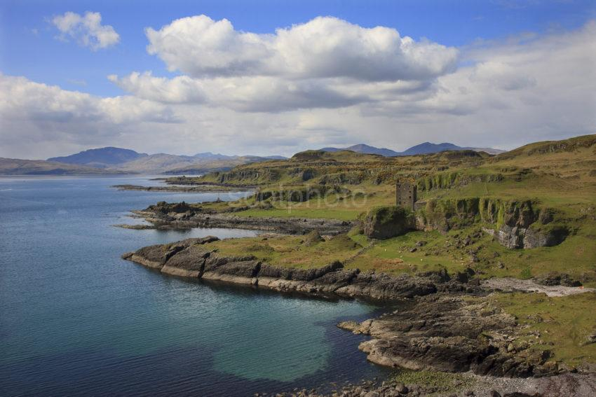 Rugged Coastline South Kerrera