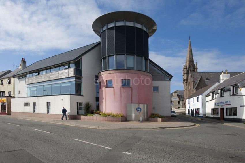 DSC 5373 An Lanntair Gallery Arts Centre Stornoway