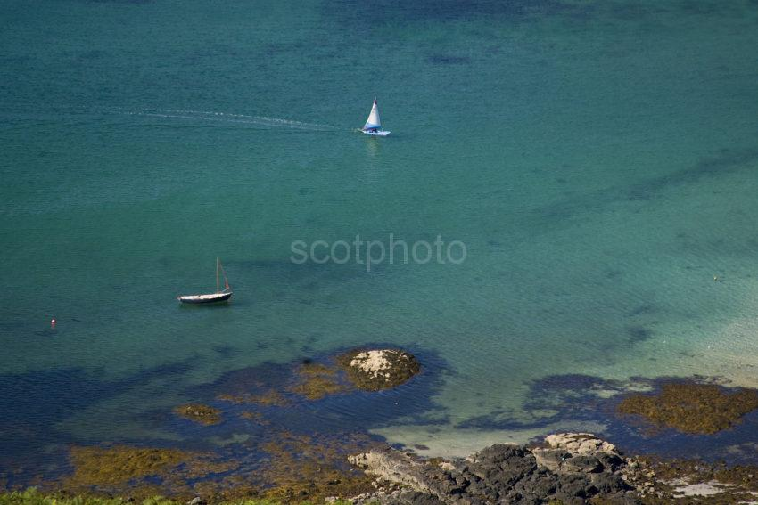 R7I9984 Great Shot Boats And Green Water