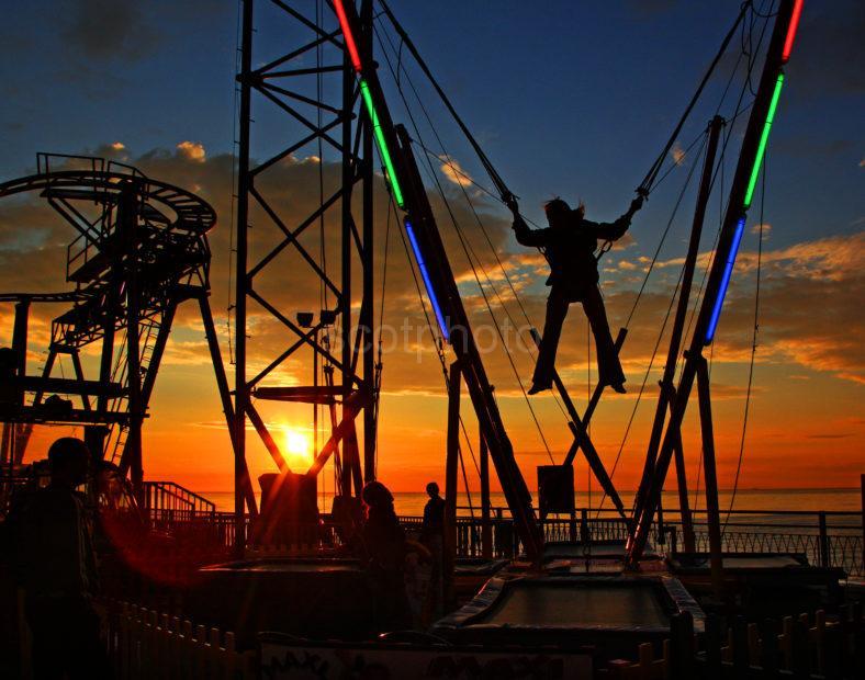 Aerial Aerobics South Pier