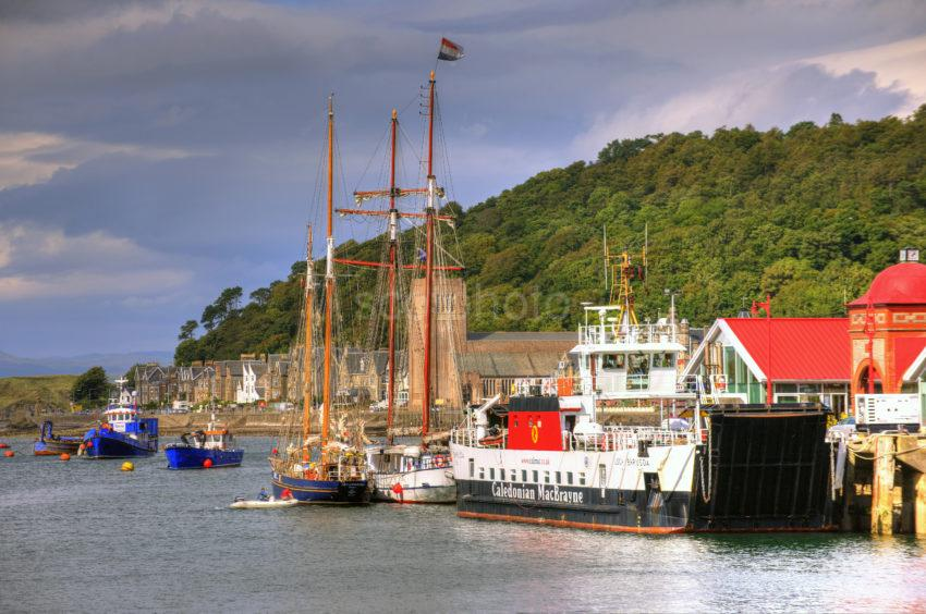 North Pier Oban