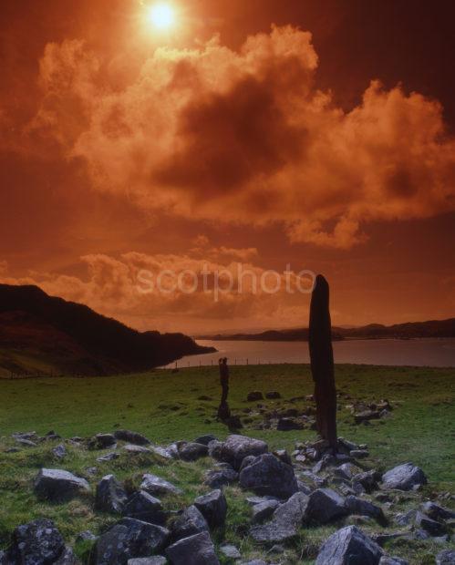 Standing Stone Loch Craignish