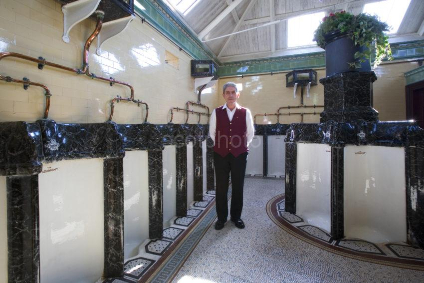 WY3Q0504 Victorian Toilets Rothesay Daniel Sanders Rothesay Bute